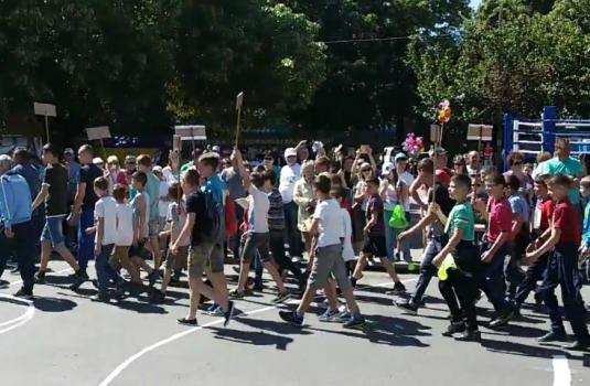 У Виноградові офіційно відкрили фестиваль спорту і краси / ВІДЕО