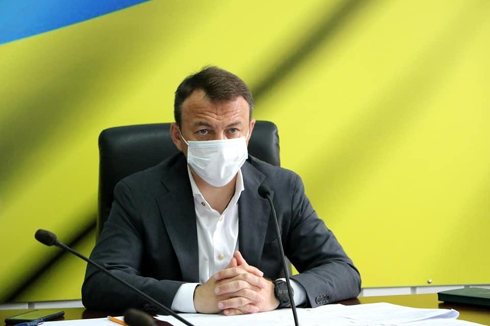 Олексій Петров взяв участь у позачерговому засіданні Державної комісії з питань техногенно-екологічної безпеки та надзвичайних ситуацій, під головуванням Прем'єр-міністра України Дениса Шмигаля.