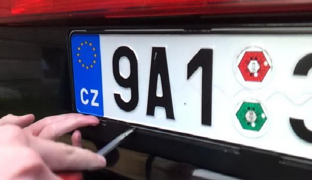 """Новий законопроект про """"єврономери"""": що очікує на власників автомобілів"""