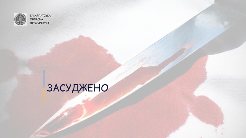 Вироком Тячівського районного суду, вступ якого в законну силу очікується, особі призначено покарання у виді 10 років позбавлення волі.