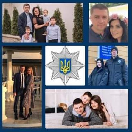 Служба в органах внутрішніх справ поєднала правоохоронців у поліцейські родини. У Закарпатській області несуть службу 40 сімейних атестованих сімейних пар.