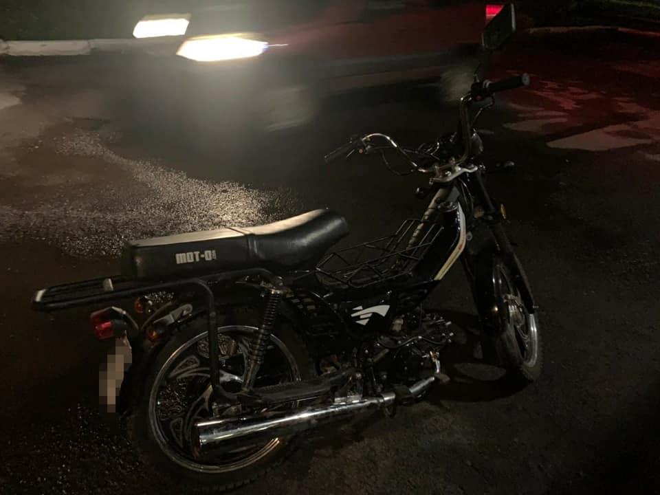 Працівники сектору кримінальної поліції, спільно з поліцейським сектору реагування патрульної поліції Перечинщини оперативно розкрили угон мотоцикла.