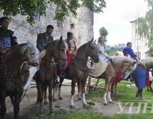 На Закарпатті стартував масштабний фестиваль середньовічної культури / ФОТО