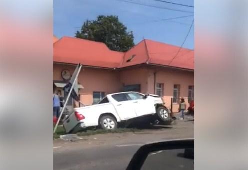 Аварія сталася сьогодні вранці на ділянці траси