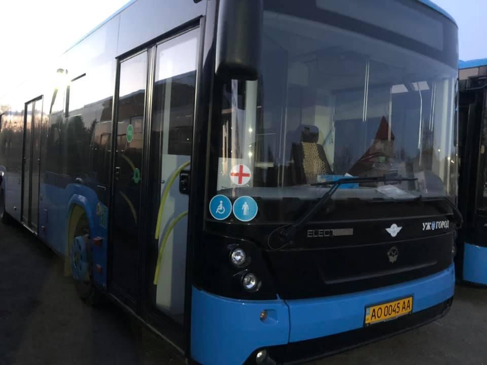 Оприлюднено графік автобусів №№ 18, 24 та 26.
