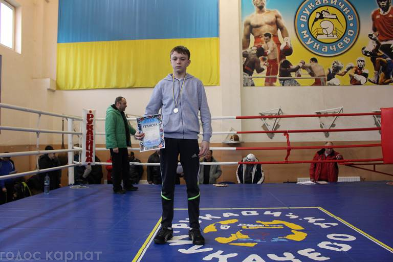 Молодець! Іршавський боксер став чемпіоном Закарпатської області серед юніорів