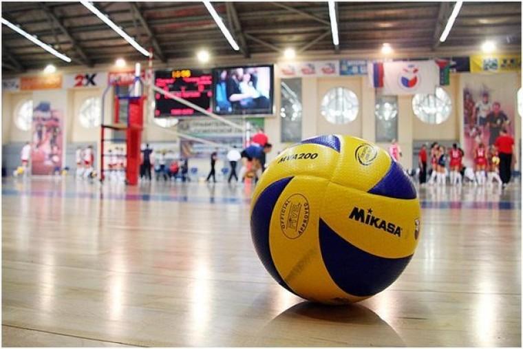 На Виноградівщині гратимуть матчі туру Чемпіонату України з волейболу