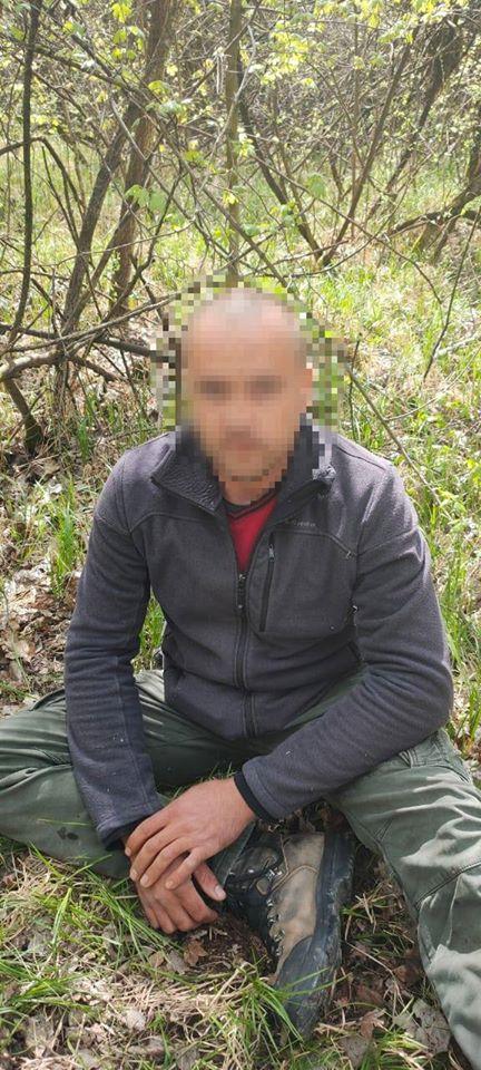 Ще одну спробу порушення кордону припинили військовослужбовці відділення інспекторів прикордонної служби «Велика Паладь».