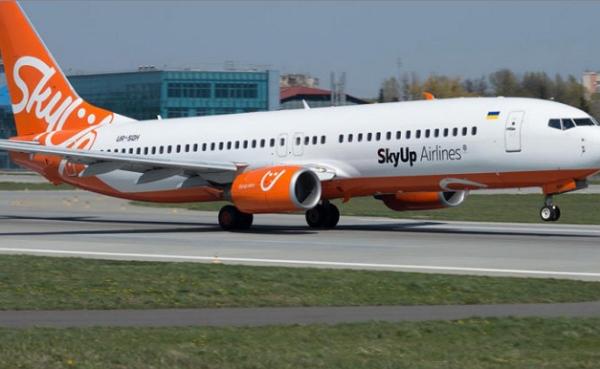 З приємних новин: українське посольство змогло організувати авіарейс SkyUp Airlines на 8 травня