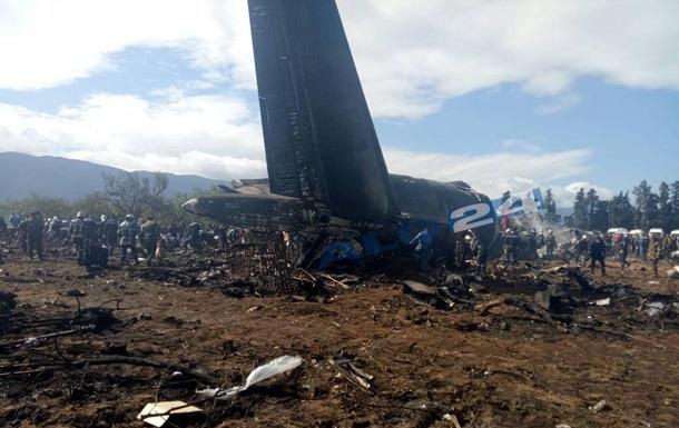 В Алжирі сталася авіакатастрофа: кількість жертв понад 250