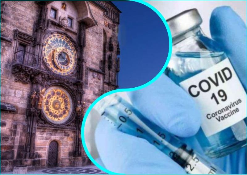 Наразі в Чеській Республіці вакцинуватися можуть тільки люди, які мають державну медичну страховку.