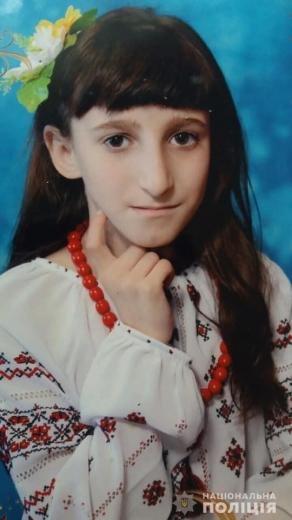 15-річна дівчинка, мешканка села Богдан, що на Рахівщині, ще 9 жовтня пішла з дому і досі не повернулась.