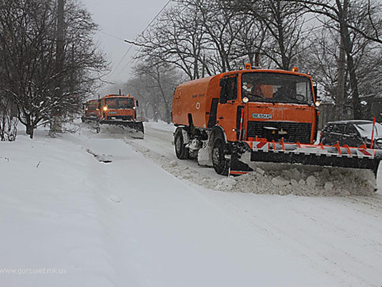 Увеличение количества осадков в виде мокрого снега в первой половине 25 января ожидается на Латырском перевале, который находится на М-06.