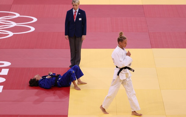 Українська дзюдоїстка виграла в бронзовому фіналі Олімпіади.