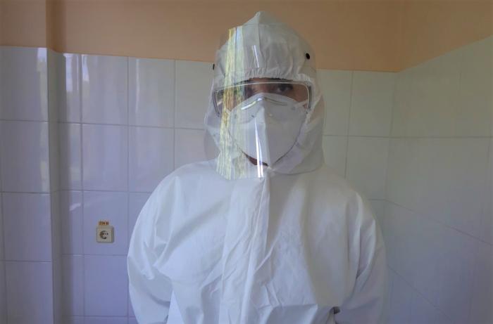 Коли працюєш із COVID-19: робочий день лікарки-інфекціоністки Віри Воробець.