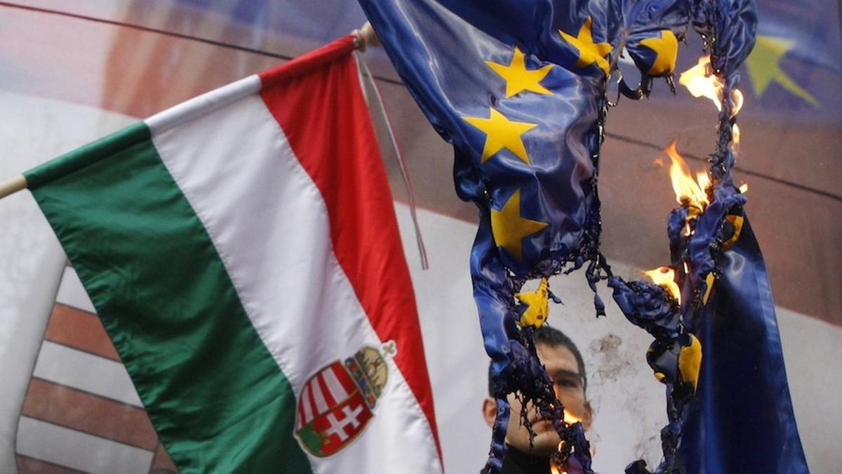 Угорщина вийде з ЄС раніше за Британію.