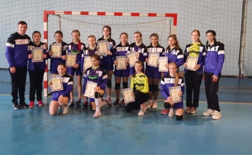 Напередодні  в Ужгороді відблися змагання Першості області з гандболу серед дівчат 2008-2009 р.н.