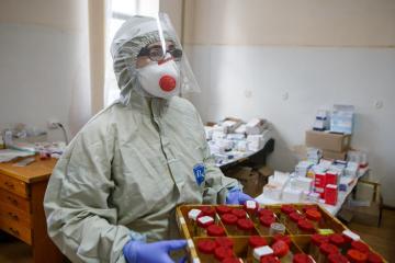 За минулу добу у 479 осіб на Закарпатті  підтверджено коронавірус методом ПЛР.