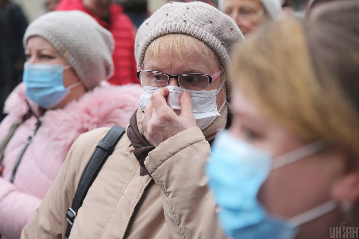 Загалом за добу в Україні зафіксовано 270 нових випадків.