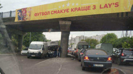 Аварія сталась у Малехові.