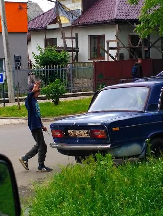 Кримінальна подія сталася вулиці Добролюбова.