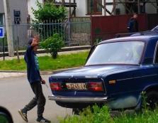 Ужгородські роми вчинили спробу пограбування посеред білого дня