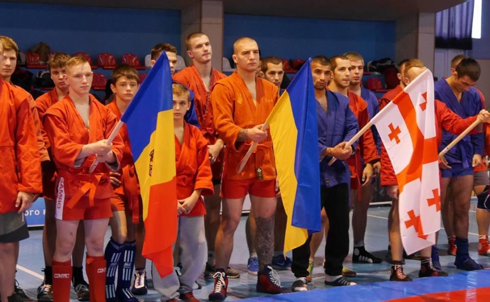 В Ужгороді пройшов Чемпіонат Європи з бойового самбо