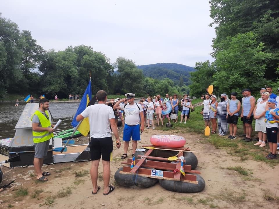 На території Довжанської територіальної громади сьогодні спортивне свято.