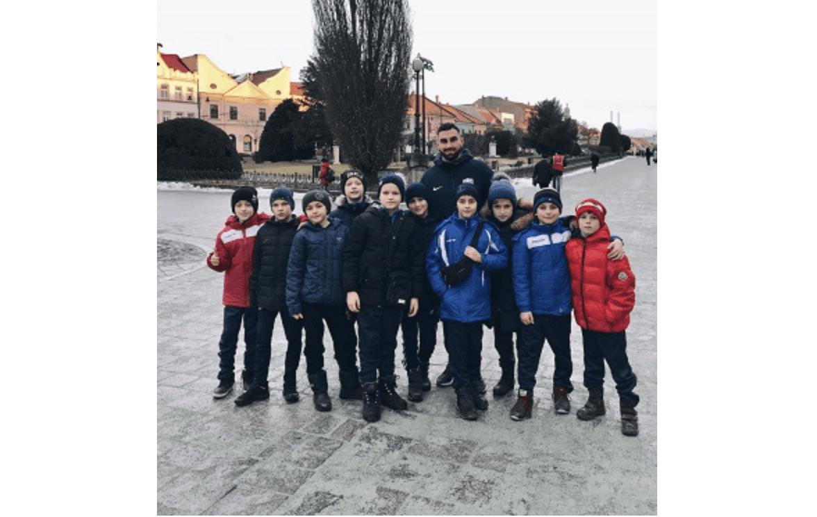 «Минайці» на минулих вихідних відзначилися хорошими результатами як на турнірі у Європі, так і в Україні.