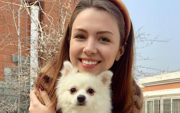 Девушка приняла решение остаться, когда посольство отказало ей в эвакуации с животным.