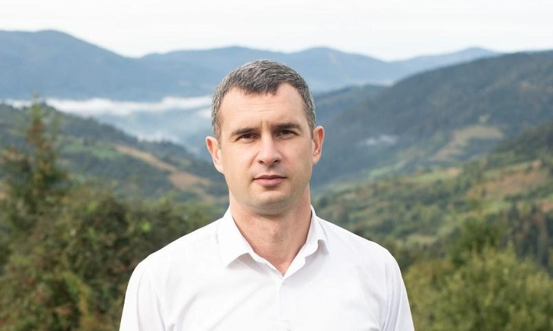 Віталія Цімботу призначено головою Міжгірської РДА.