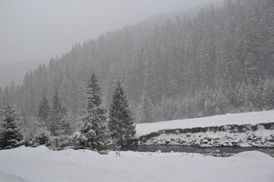 Картинки по запросу снігопад на закарпатті