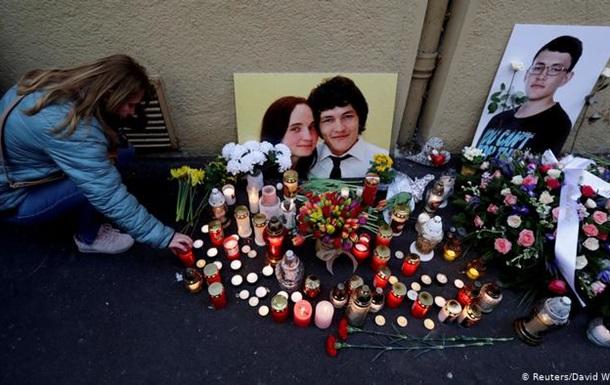 Золтан Андруско, який зізнався у причетності до вбивства журналіста-розслідувача Яна Куцяка та його нареченої Мартіни Кушнірової, засуджений до 15 років в'язниці. Суд над іншими обвинуваченими триває.