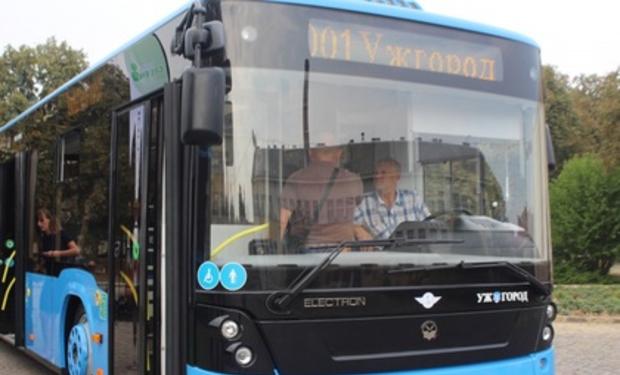За допомогою нових автобусів міського маршруту №20 — РОЗКЛАД РУХУ.