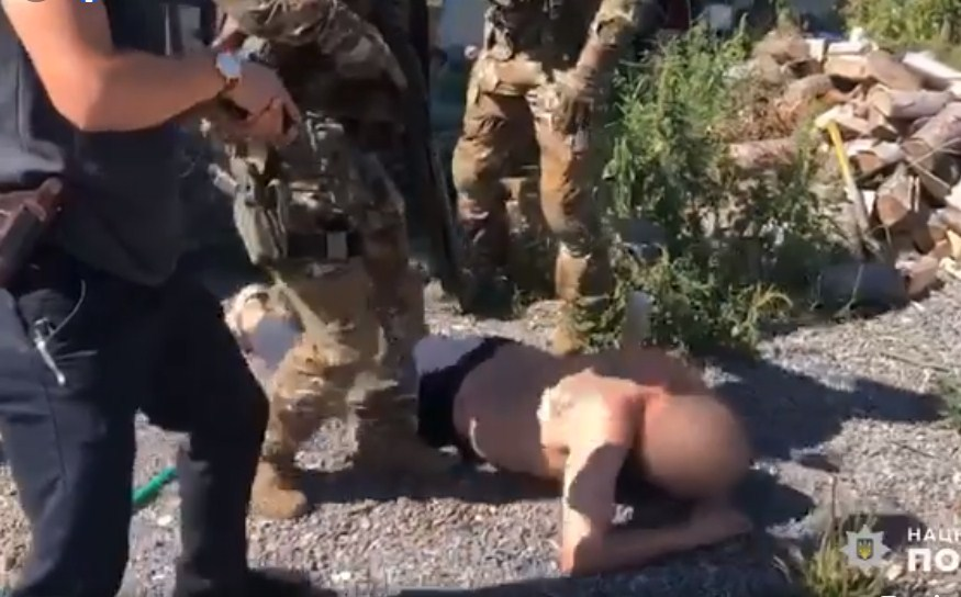 Об этом сообщила полиция Закарпатской области.