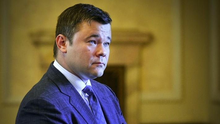 Мережу облетіла звістка про відставку глави Офісу президента Володимира Зеленського - Андрія Богдана.