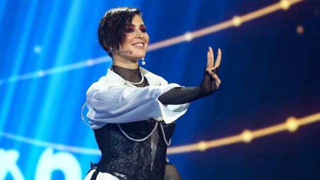 Національна суспільна телерадіокомпанія України і співачка Maruv не підписали договір, який дав би їй право представляти Україну на Євробаченні.