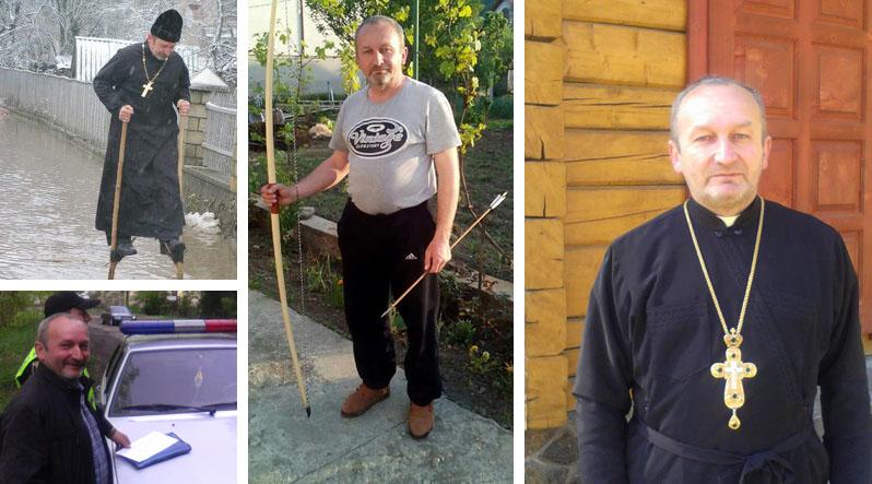 Закарпатський священик розповів про інтернет, селфі та екзорцизм
