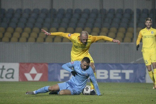 Представники Закарпаття завершили свій шлях в головному футбольному кубковому турнірі України.