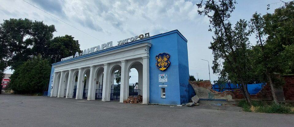 """500 тисяч гривень з міського бюджету виділили на утримання ужгородського стадіону """"Авангард"""" 5 серпня на сесії міськради."""