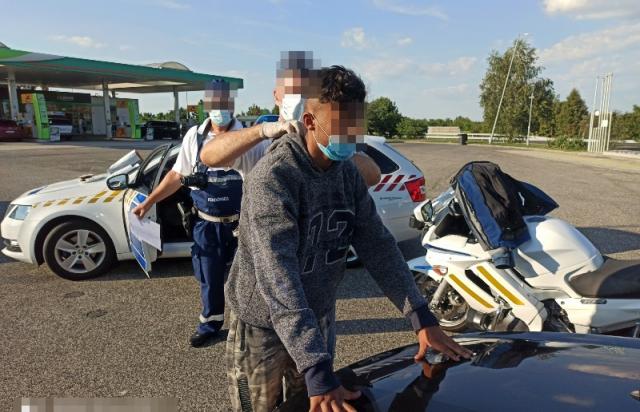 20 серпня 2020 року поліція округу Бач-Кішкун на півдні країни зупинила автомобіль