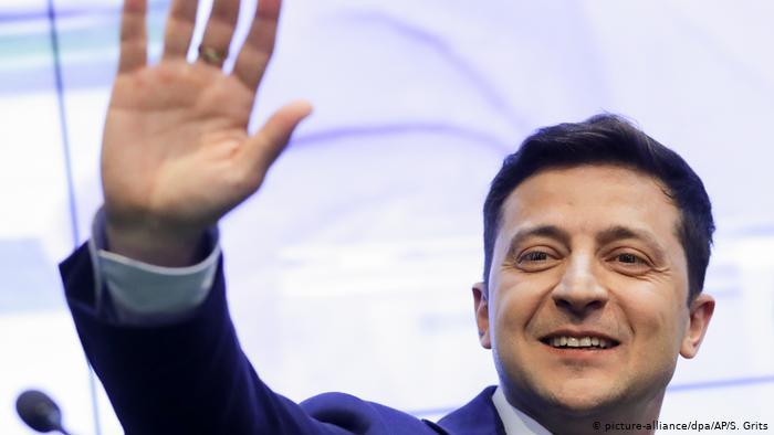 Український президент Володимир Зеленський заявив, що прагне надолужити відставання країни в електронному урядуванні та створити
