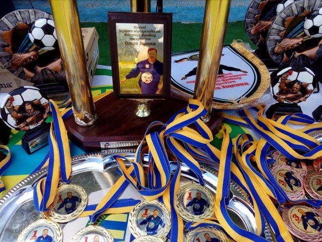 У Мукачеві відбувся турнір по футболу серед ветеранів