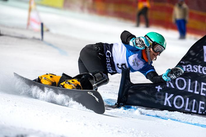 14 січня в австрійському Бад Гаштайні відбувся етап кубка світу з паралельного слалому. Серед жінок виступала й лідерка збірної України – ужгородка Аннамарі Данча-Чундак.