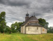 Завершено перший етап консерваційно-охоронних робіт у Горянській церкві