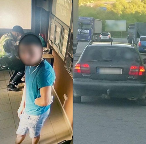 Патрульні виявили водія, який пропонував їм хабаря.