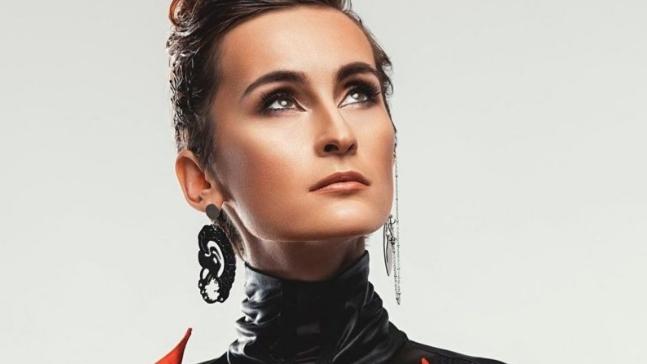 Солістка гурту Go_A Катерина Павленко насолоджується літнім відпочинком.