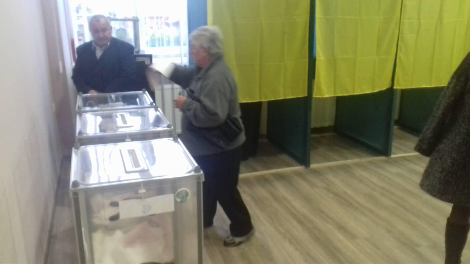 Вибори до Баранинської сільської ОТГ: як проходить голосування