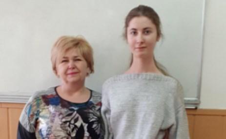Кароліна Сусол, учениця 11 класу Ужгородської загальноосвітньої школи-інтернат з поглибленим вивченням окремих предметів, представляла Україну на Міжнародній олімпіаді.