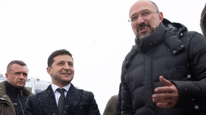 Верховна Рада підтримала призначення Дениса Шмигаля на посаду прем'єра. За це рішення проголосував 291 депутат.